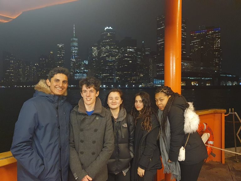My experience of the National High School Model United Nations (NHSMUN) Conference in New York